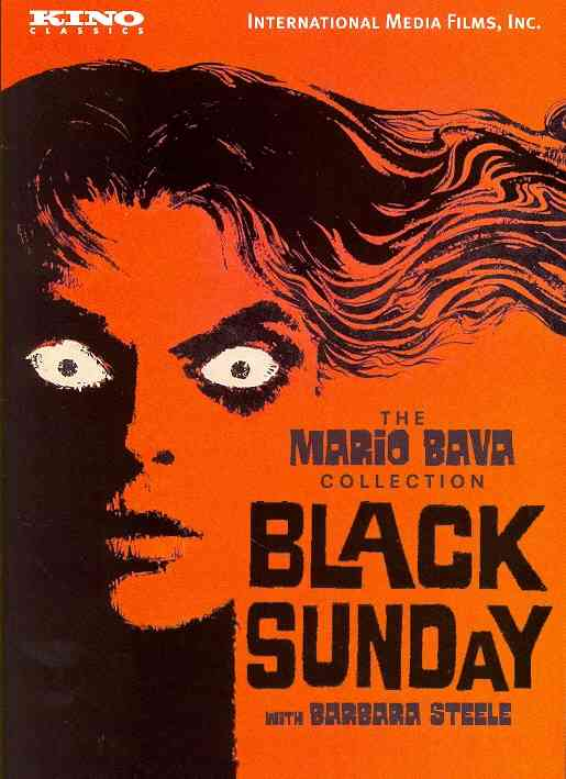 BLACK SUNDAY:REMASTERED EDITION BY STEELE,BARBARA (DVD)