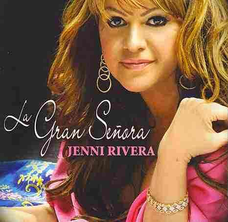 LA GRAN SENORA BY RIVERA,JENNI (CD)